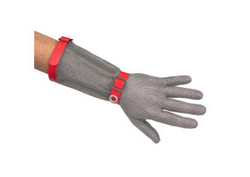 5 FINGER GLOVES WITH CUFF UAE from MIDDLE EAST HOTEL SUPPLIES