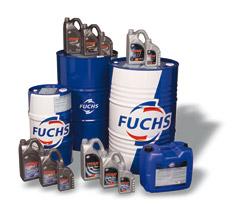 FUCHS Lubricants & Oil In Dubai - GHANIM TRADING DUBAI UAE +97142821100 from GHANIM TRADING LLC