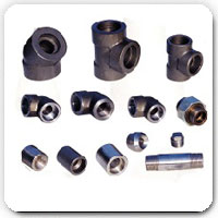 Carbon & Alloy Steel FORGED FITTINGS : from RENTECH STEEL & ALLOYS