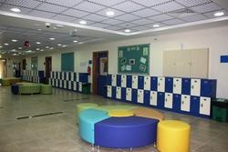 HPL Locker Manufacturers Abu Dhabi from TM FURNITURE INDUSTRY