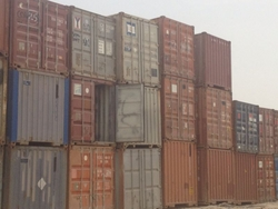 Containers from DELTA GULF TRADING GROUP