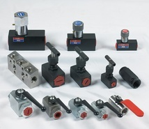 HYDRAULIC VALVES from GULF ENGINEER GENERAL TRADING LLC