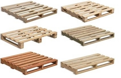 WOODEN PALLETS from EXCELTRADINGUAE.COM