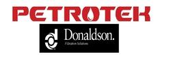 DONALDSON DISTRIBUTORS in DUBAI from PETROTEK UAE - +971 4 2896166