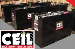 Linde Forklift Battery from CLASSIC POWER BATTERIES TRADING LLC