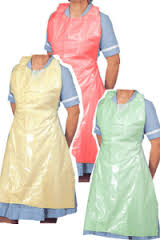 DISPOSABLE APRON from EXCEL TRADING UAE