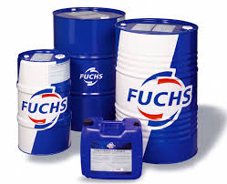 FUCHS CUTTING OIL GHANIM TRADING DUBAI UAE +97142821100 from GHANIM TRADING LLC