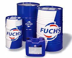 FUCHS CUTTING OIL GHANIM TRADING DUBAI UAE +97142821100 from GHANIM TRADING LLC