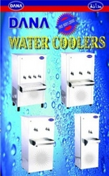 Drinking Water Coolers 2tap-5taps Cooling System  from DANA GROUP UAE-OMAN-SAUDI