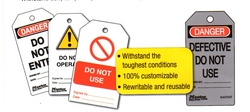 SAFETY TAGS from LUTEIN GENERAL TRADING L.L.C
