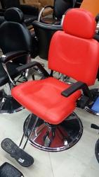 Ladies salon chair