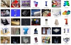 Acrylic Trays from ADEX  PHIJU@ADEXUAE.COM/ SALES@ADEXUAE.COM/0558763747/05640833058