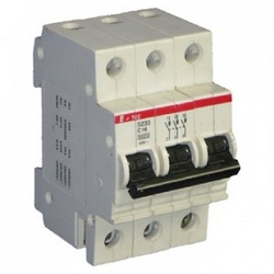 MINIATURE CIRCUIT BREAKER MCB from AL TOWAR OASIS TRADING