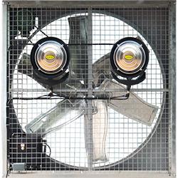 Heavy Duty Low Noise Axial Blower Mist Fan 50