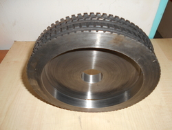Wire collating main Disc from SRN MECHANICAL SERVICES L.L.C