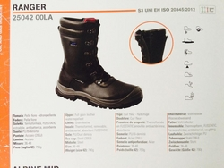 ABOUTBLU - SAFETY BOOTS from LUTEIN GENERAL TRADING L.L.C