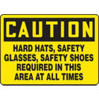 ACCUFORM SIGNS Hard Hats Safety Glasses signs UAE from WORLD WIDE DISTRIBUTION FZE