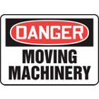 ACCUFORM SIGNS Danger Moving Machinery Sign in uae from WORLD WIDE DISTRIBUTION FZE