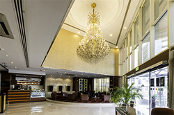 Hotel LOBBY from HOWARD JOHNSON HOTEL