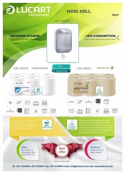 Paper Towels Supplier in UAE from AL MAS CLEANING MAT. TR. L.L.C