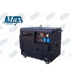 Electric Start Diesel Generator 5000 W from A ONE TOOLS TRADING LLC