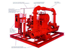 Fire Pumps from  MAF  FIRE  SAFETY  &  SECURITY  L.L.C