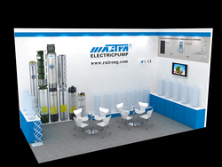 EXHIBITION STAND BUILDERS from LEID TECHNICAL WORKS LLC