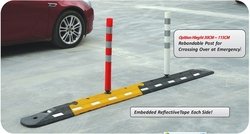 Traffic Bollards - Manufacturers, Dealers, Suppliers in Dubai, UAE