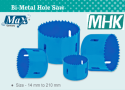 Bi-Metal Hole Saw from M H K HARDWARE TRADING LLC