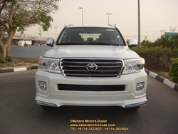 2015 MODEL TOYOTA LAND CRUISER 200 V8 4.5L DIESEL from SAHARA MOTORS
