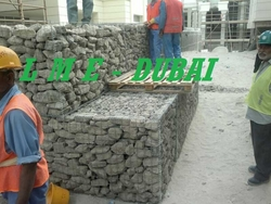 tanzania gabions from LINK MIDDLE EAST LTD