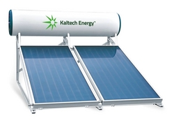 SOLAR WATER HEATING SYSTEMS from KALTECH ENERGY