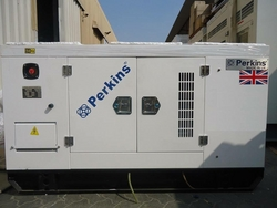 PERKINS GENERATOR SILENT  from WELFARE MACHINERY TRADING LLC