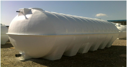 GRP SEPTIC TANK  from STEADFAST GLOBAL INDUSTRIAL SUPPLIES FZE