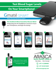 Blood Glucose Monitoring System Kit  from ARASCA MEDICAL EQUIPMENT TRADING LLC