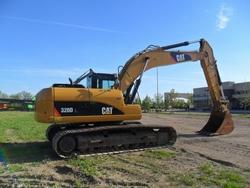 Excavator 320 from TANZEEM HEAVY EQUIPMENT RENTAL LLC