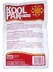 Koolpak® instant hot pack from ARASCA MEDICAL EQUIPMENT TRADING LLC