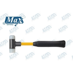 Nylon Hammer 35 mm with Fiber Handle from A ONE TOOLS TRADING LLC
