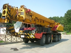 KATO NK1000 / 1991 from TRADE IN USED HEAVY EQUIPMENT'S