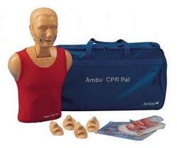 Ambu® CPR Pal manikin in UAE from ARASCA MEDICAL EQUIPMENT TRADING LLC