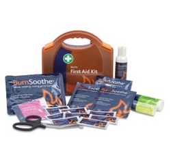 Burn Kits from ARASCA MEDICAL EQUIPMENT TRADING LLC
