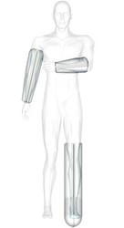 Inflatable Splints Spencer, Air Splint from ARASCA MEDICAL EQUIPMENT TRADING LLC