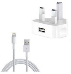 Apple iPhone iPad iPod Power Adapter Charger with  from FINECO GENERAL TRADING LLC UAE