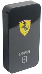 6000mAh Ferrari Black Portable Power Bank from FINECO GENERAL TRADING LLC UAE