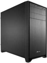 Corsair 350D Micro/Mini ATX Case, Solid Side Panel from FINECO GENERAL TRADING LLC UAE
