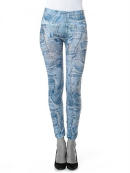 Jeans-Like Leggings from FINECO GENERAL TRADING LLC UAE