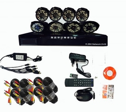 8Channel DVR,700 TVL Cameras,Connection Cables ,Po from FINECO GENERAL TRADING LLC UAE