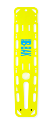Spine board with pin from ARASCA MEDICAL EQUIPMENT TRADING LLC