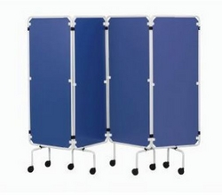 Executive Panel Screen - Folding Screen from ARASCA MEDICAL EQUIPMENT TRADING LLC
