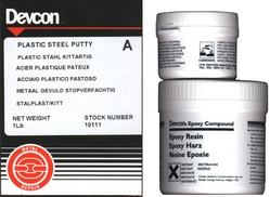 Devcon plastic steel putty suppliers in Dubai from AL YOUSUF GENERAL TRADING LLC